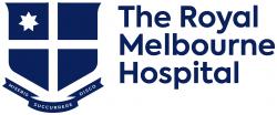 The Royal Melbourne Hospital Logo